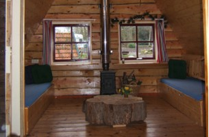 Plaggenhut interieur